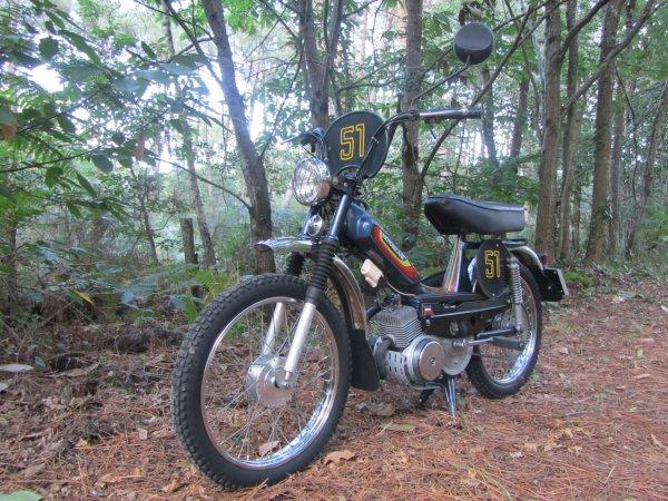 Motobécane 51 Trail 1980