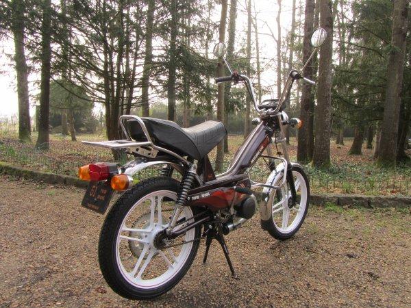 Motobécane 51 New West 1984