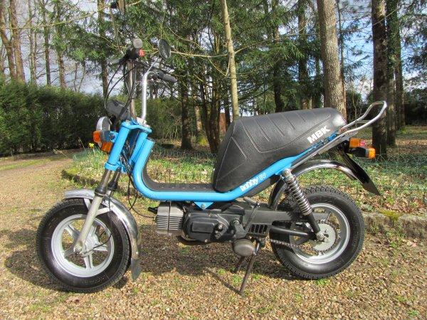 MBK Hobby IV 1986