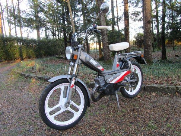 MBK 51 Rock Silver 1988