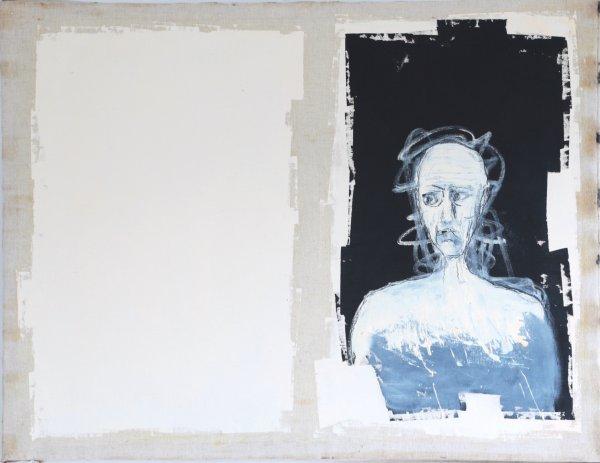 Huile sur toile, 2005, format 90x110