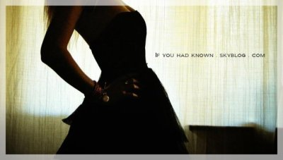 Fiction de ifyouhadknown *