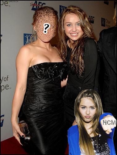 Jeux : Qui est avec Miley ?