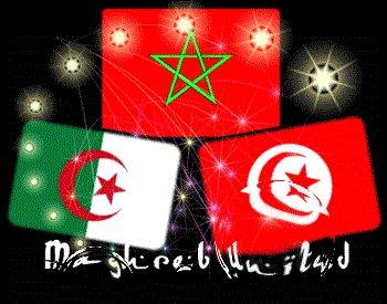 algérie,maroc;tunisie