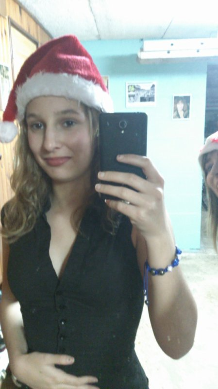 Moi à Noël ..