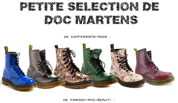 HTW : Doc Martens