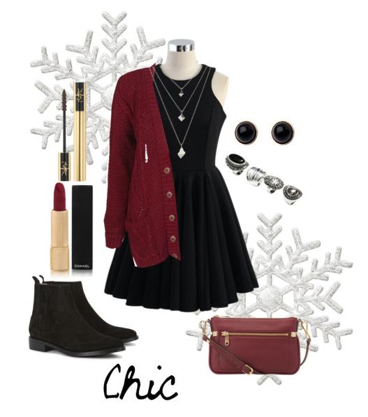 Partenariat → Christmas Outfit Ideas