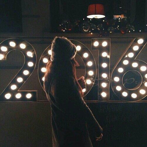 Mes résolutions pour l'année 2016 !