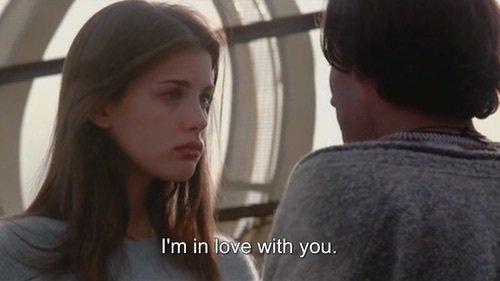 """""""Est-ce-que tu pense encore à moi, comme moi je pense encore à toi ?"""""""