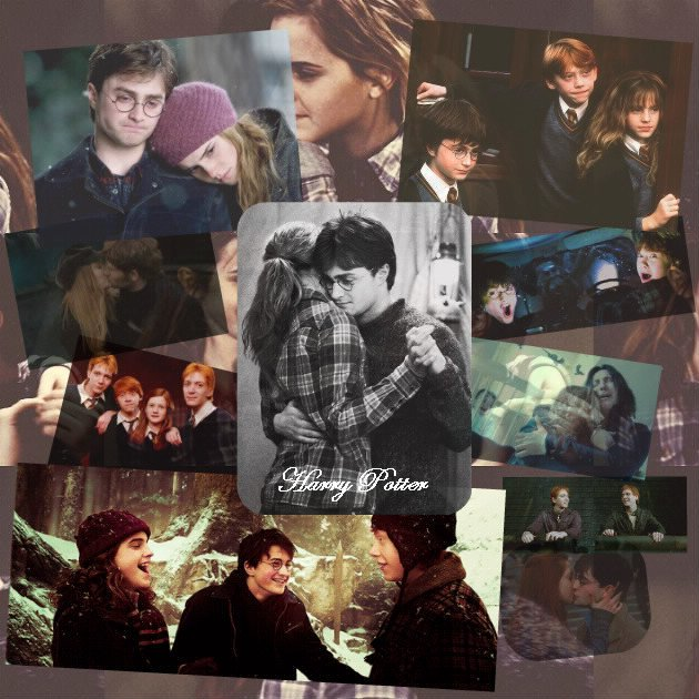 Bienvenue dans l'univers d'Harry Potter