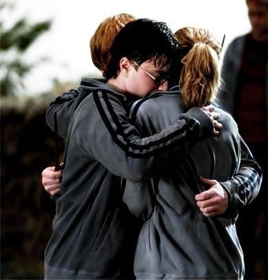 Harry Potter, une véritable amitié.