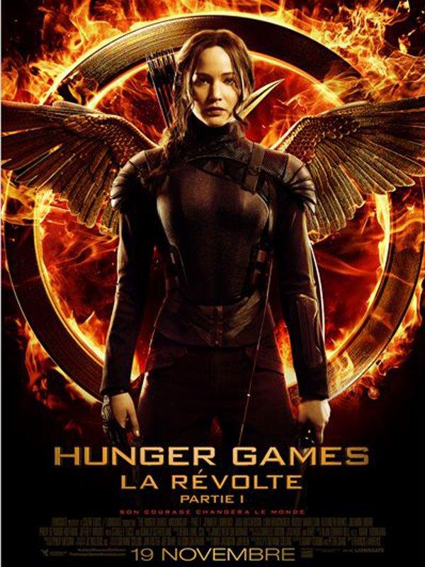 Hunger Games : La révolte / Partie 1 (3)