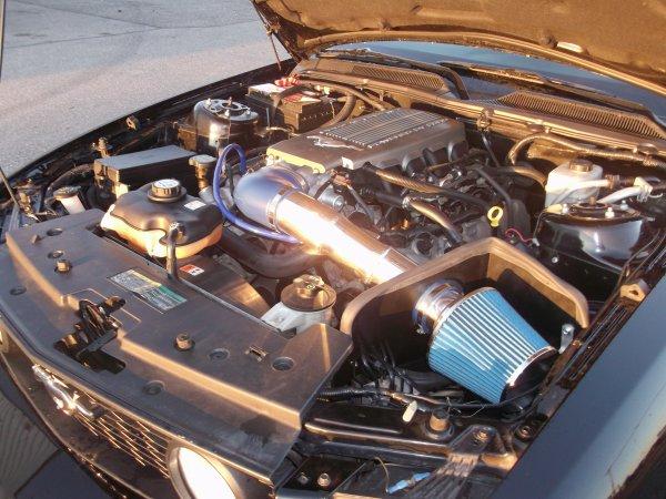 Ford Mustang GT/CS en plaques françaises !