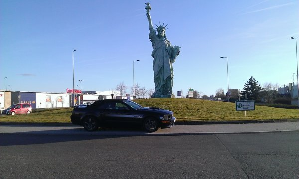 FORD Mustang GT/CS 2007