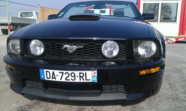 FORD Mustang GT/CS 2007