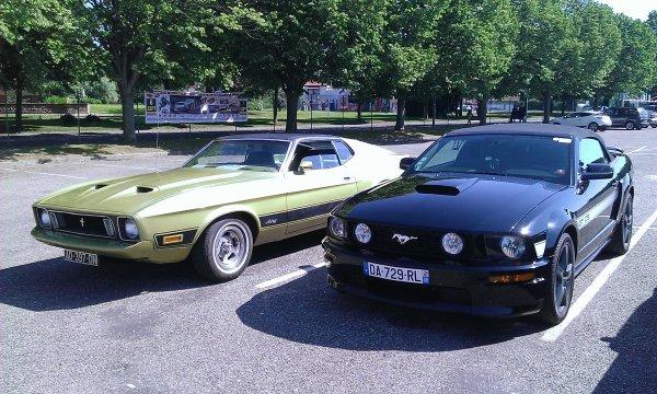 Rencard mensuel du Fun Car Show Illzach, Mai 2014