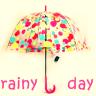 Rain, rain, rain .
