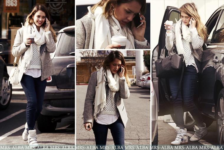 Jessica Alba, de sortie dans Beverly Hills #JessicaAlba #TheHonestCompany
