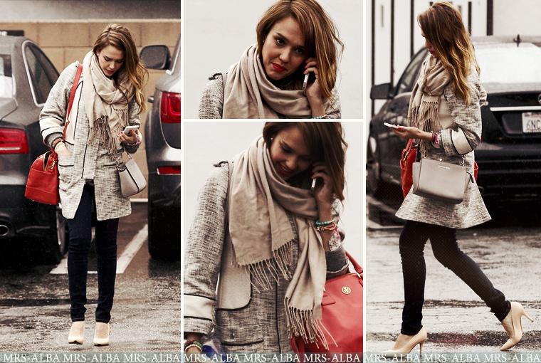 Jessica Alba allant faire du shopping #JessicaAlba #People #News