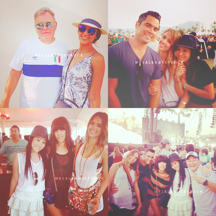 Jessica Alba se rendant dans un studio à Hollywood #JessicaAlba #People #Fashion #Coachella #Instagram #Twitter