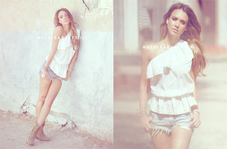 Jessica Aba dans le magazine Edit de Net à porter #JessicaAlba #Fashion #People #Photoshoot @NETAPORTER @JessicaAlba