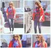Jessica quittant les locaux d'Honest, son entreprise. #JessicaAlba #People #Fashion @JessicaAlba @TheHonestCompany @People