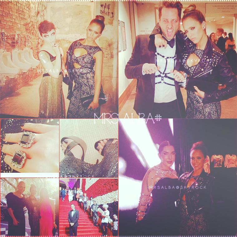 Jessica Alba au Met Gala #JessicaAlba #Metgala #People #Fashion #NYC #Twitter #Instagram
