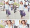 Jessica Alba à New-York #JessicaAlba #People #News #Fashion #Honest