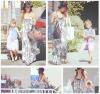 Jessica Alba de sortie Honor puis se rendant à un dîner avec son mari. #JessicaAlba #People #Fashion