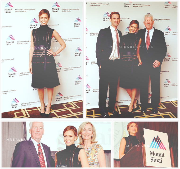 Jessica Alba au Champion for Children @JessicaAlba #JessicaAlba #People #Fashion #TheHonestCompany @TheHonestCompany #ChampionforChildren #MountSinai