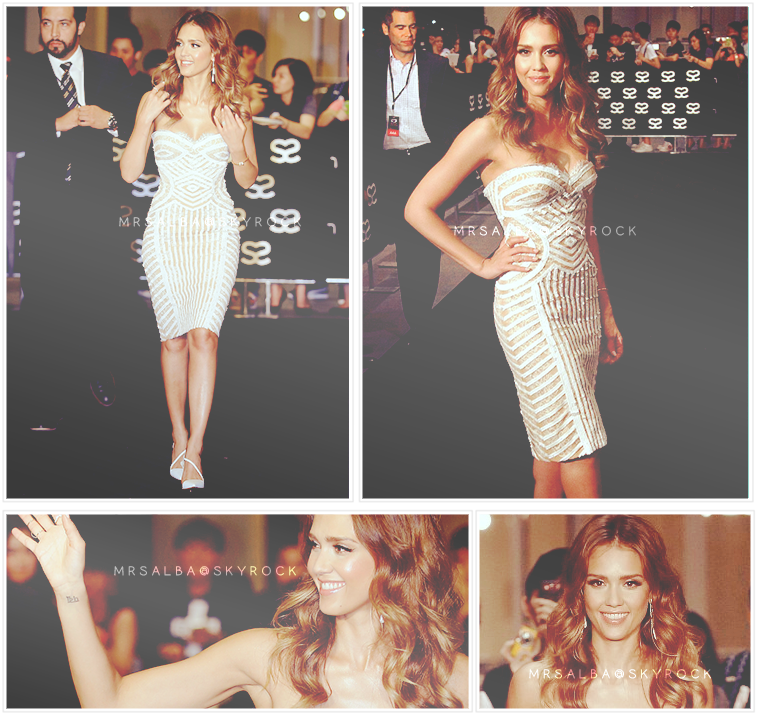 Jessica Alba aux Social Stars Awards 2013 #JessicaAlba #People #Fashion #SocialStarsAwards