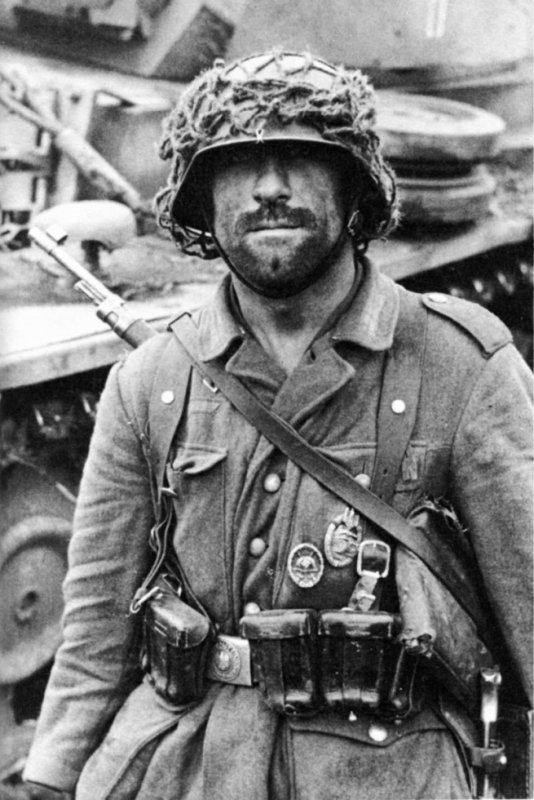 Panzer Grenadier ... Koursk 1943