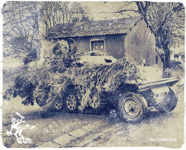 Sdkfz.251 ... Recogne 2012