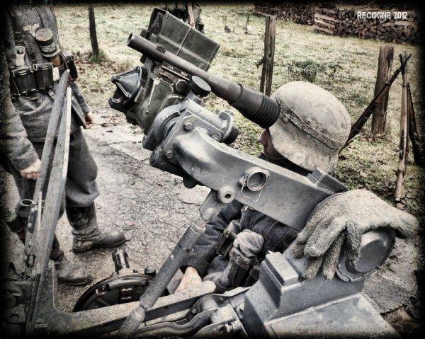 Flak !!! ... Les Lufteaux - Recogne 2012