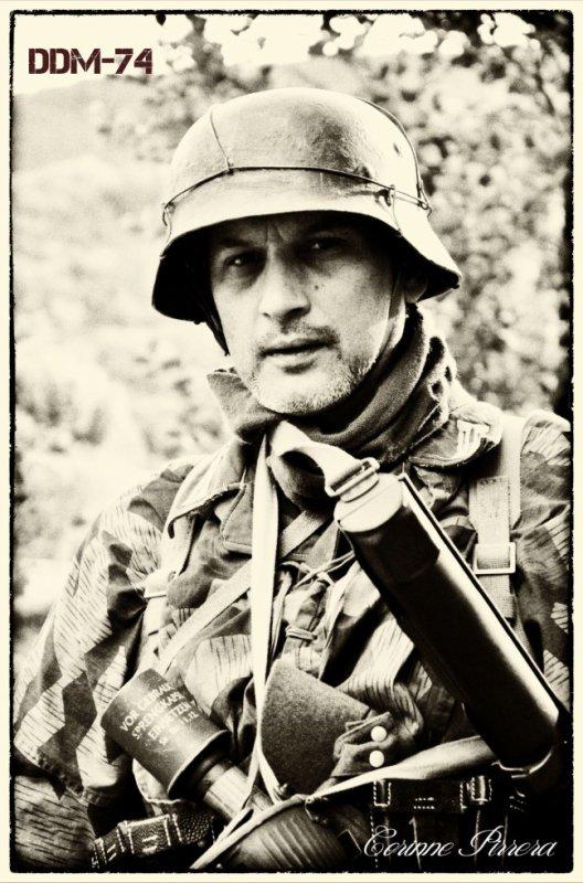 DDM-74 ... Aout 1944, Bataille de Méximieux
