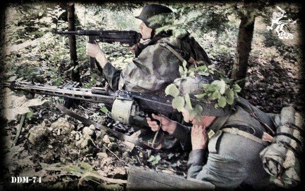 DDm-74 ... La bataille de Méximieux Aout 1944