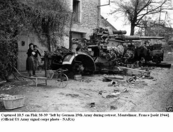 Bataille de Montélimar ... Aout 1944