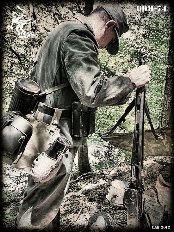 DDM-74 - Bataille de Montélimar ... Aout 1944
