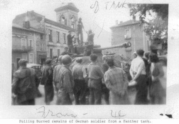 Bataille de Méximieux ... Aout 1944