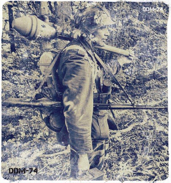 DDM-74 - 111e Pz.Gren.Rgt. - La Bataille de Méximieux ... Aout 1944