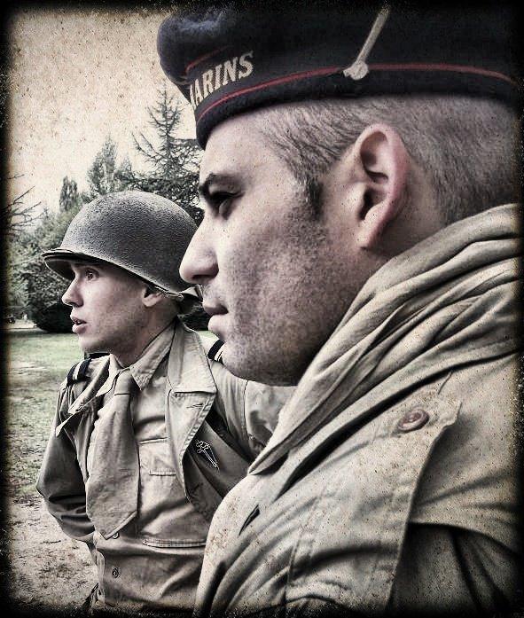 Blavosy 2012 ... assos DDM-74/11e Panzer/SEAL/LandserFibel/Mémoire de l'Ain