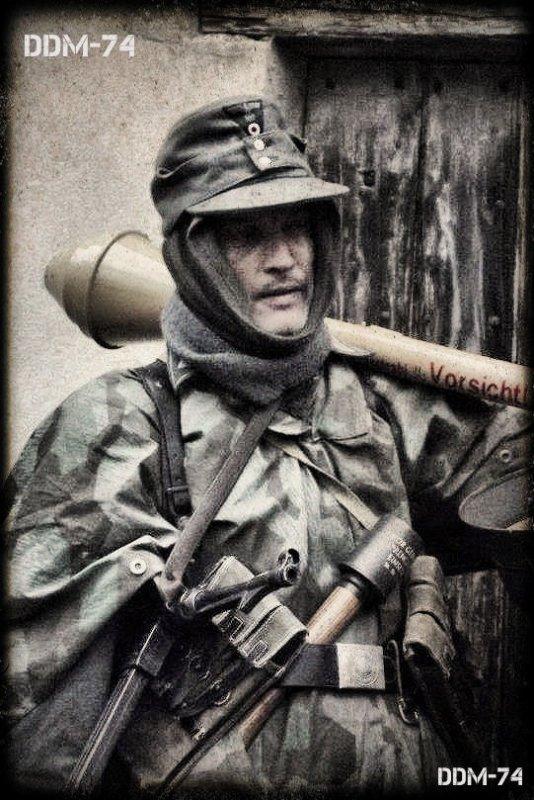 DDM-74 ... Kampfgruppe WILDE !!! ... Panzerknacker !