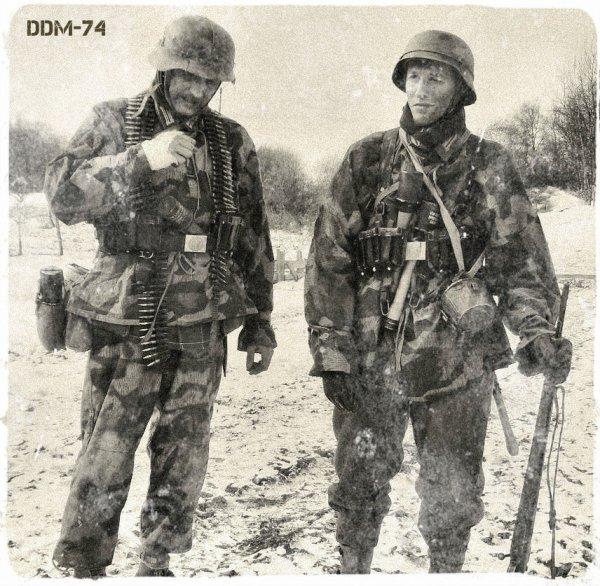 DDM-74 ... Kharkov janvier 1944 ...