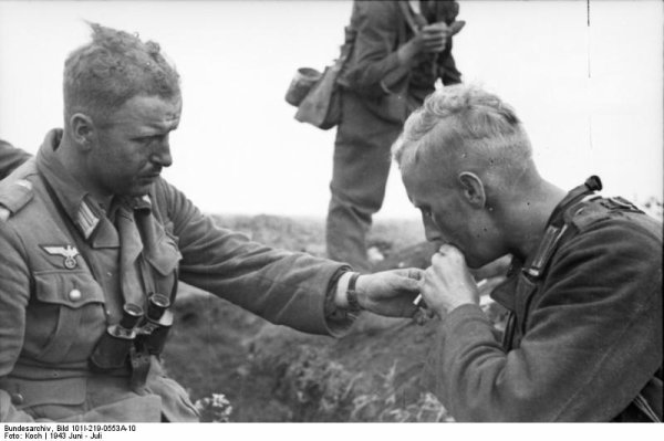 Bundesarchiv - Koursk 1943 ... after the fight !!!