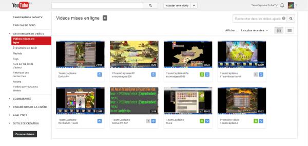 #Chaîne Youtube #