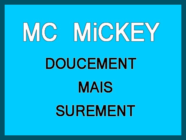 Mc Mickey