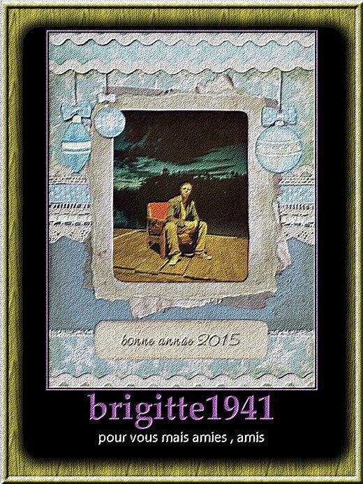 MERCI MON AMIE BRIGITTE 1941ET SUPERMAMY PHILOBERT GEORGINOU