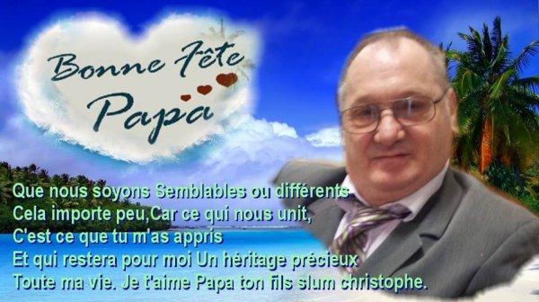 MERCI A MON FILS CHRISTOPHE POUR CETTE BELLE CREAS