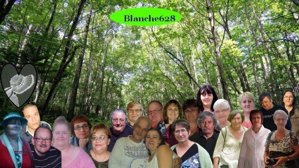 MERCI MON AMIE BLANCHE 628