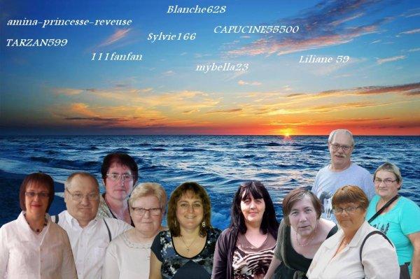 MERCI MON AMIE BLANCHE 628 ET DANNY ET SYLVIE 166 ET NICKY